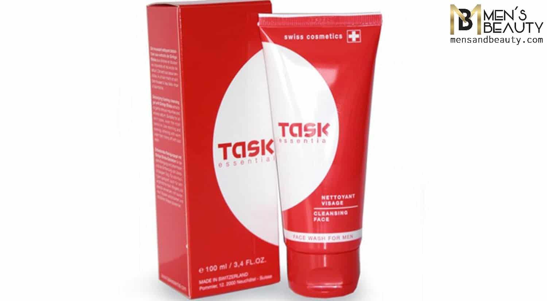 mejores geles limpiadores faciales hombre task essential