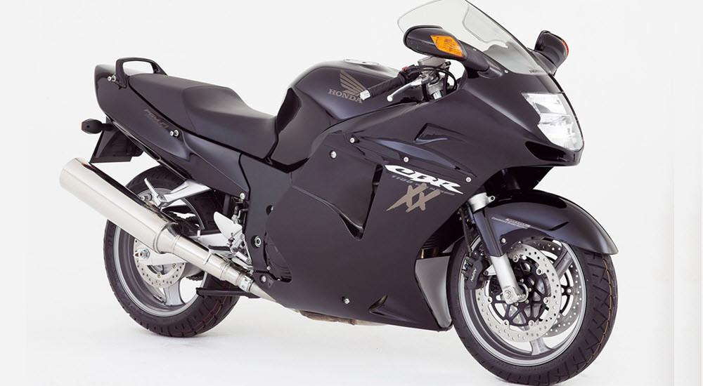 motos mas rapidas mundo honda cbr 1100 xx blackbird