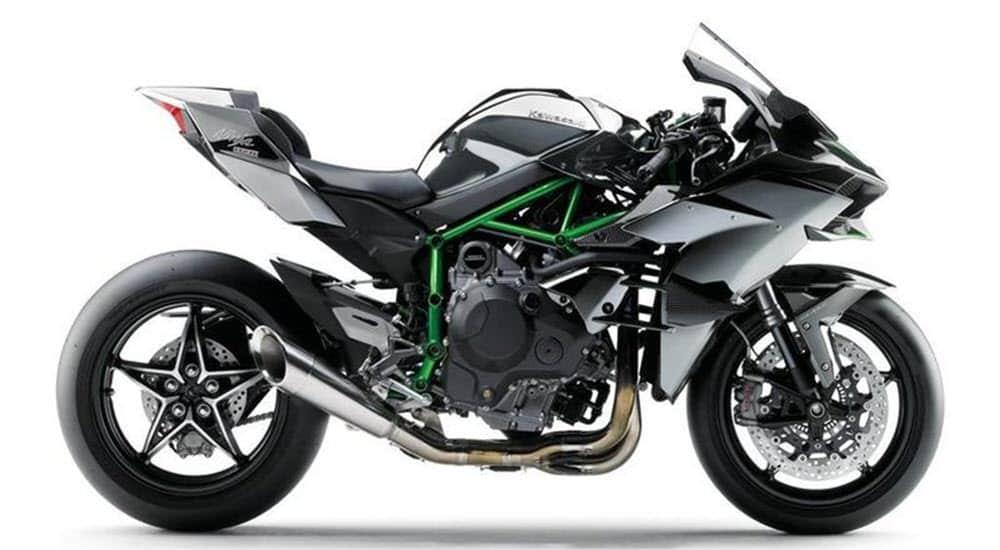 motos mas rapidas mundo kawasaki h2r