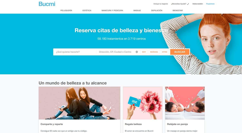 reservar online centro belleza bucmi
