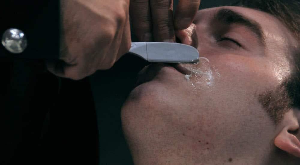 trucos afeitado perfecto bigote para final