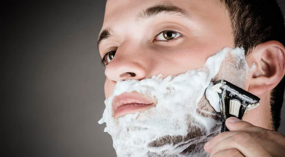 trucos afeitado perfecto suavidad lento