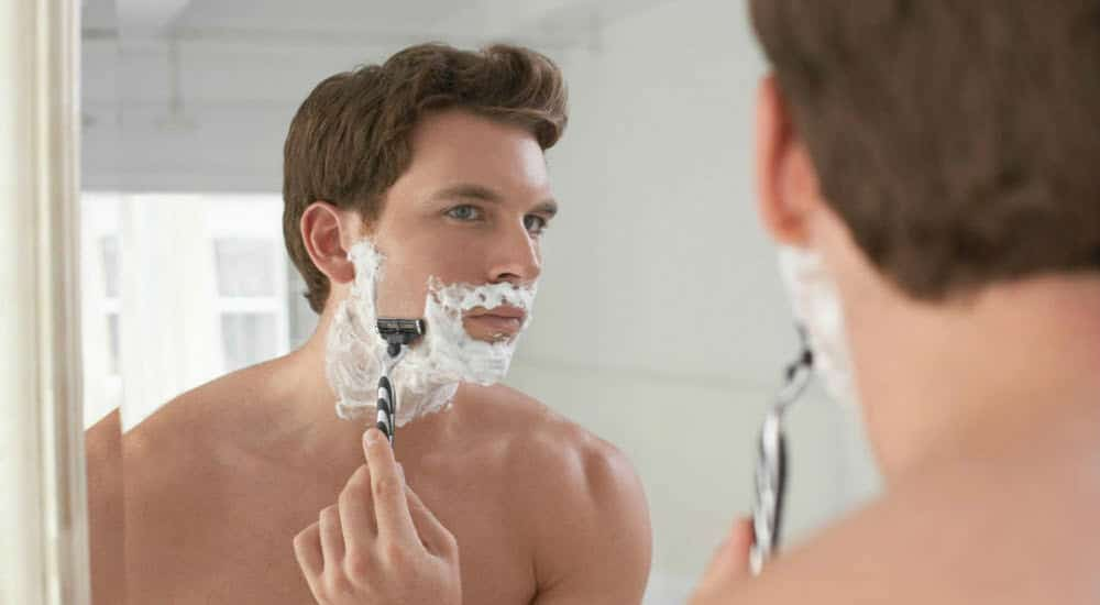 ... sufrirás el paso de la cuchilla o maquinilla de afeitar y lo pasarás  mal a la hora de enfrentarte de nuevo a esta tarea tan importante en el  cuidado ... 9063bfe344d7