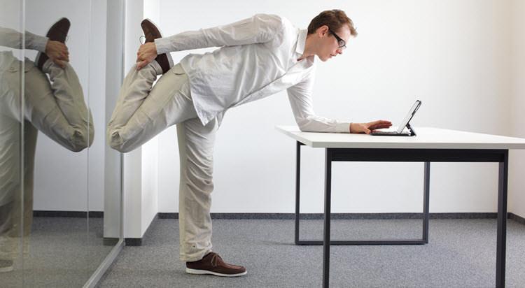 consejos hacer ejercicio trabajo