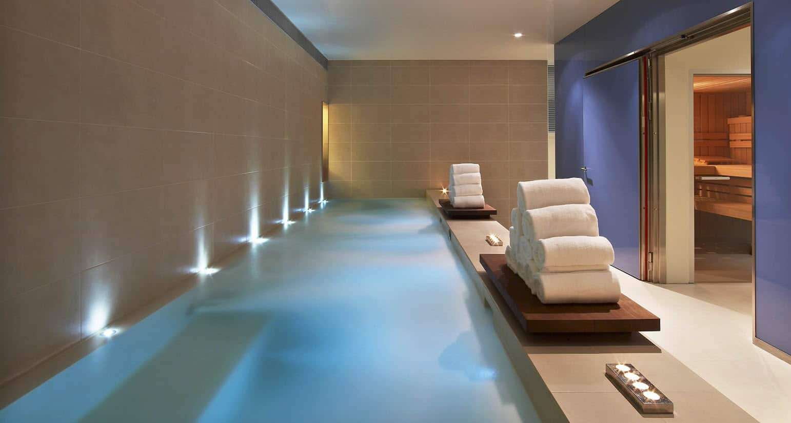 mejores spas balnearios españa bliss hotel w barcelona