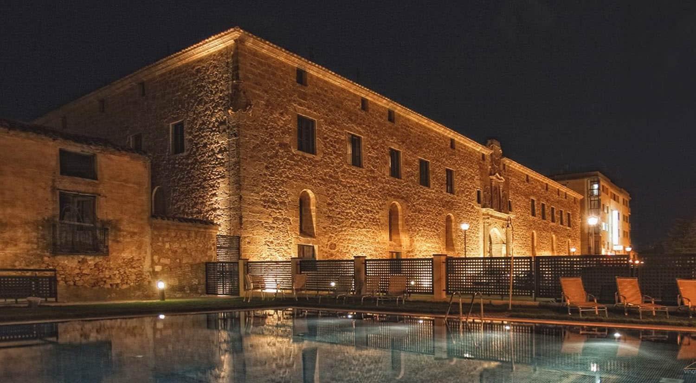 mejores spas balnearios españa claustro termal burgo de osma soria