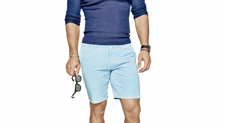 prendas hombre imprescindibles primavera verano bermudas shorts