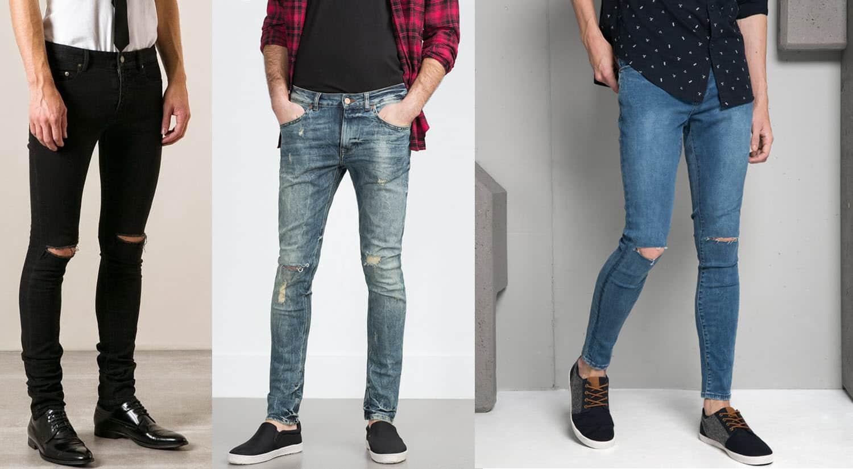 prendas hombre imprescindibles primavera verano jeans slim fit