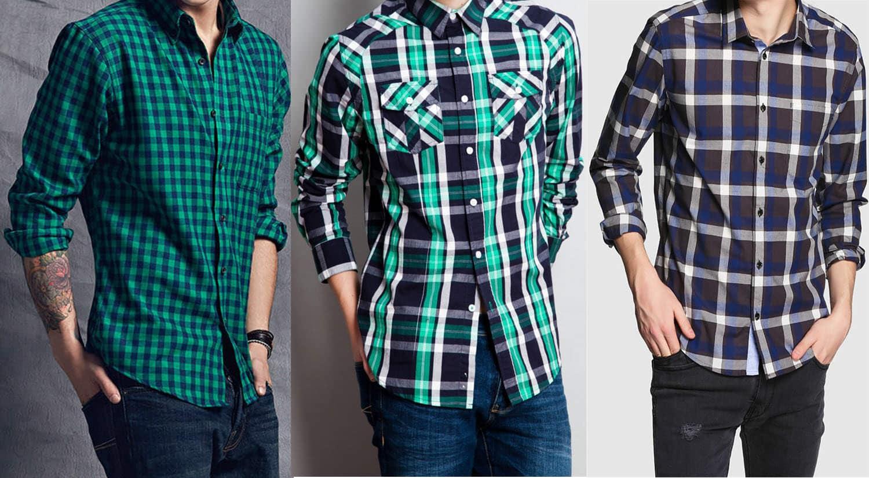 prendas hombre imprescindibles primavera verano camisa cuadros