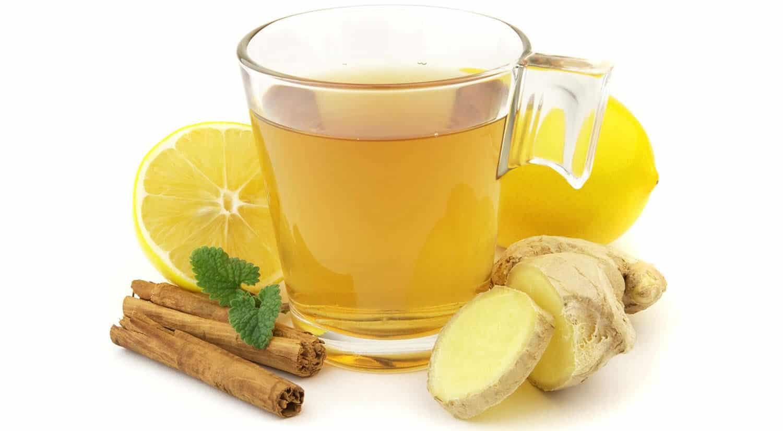 remedios contra resaca beber infusion