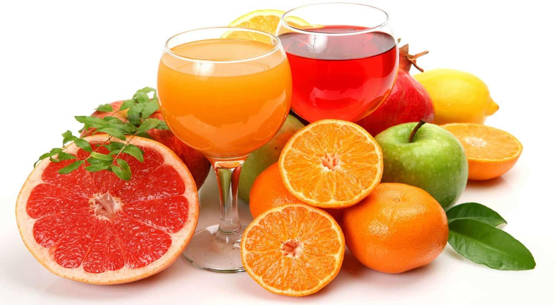 remedios contra resaca jugos fruta