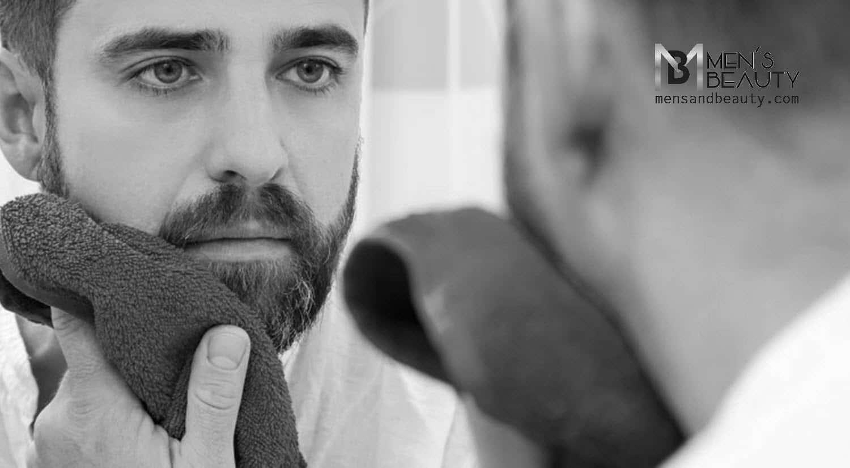 consejos cuidar barba limpieza barba