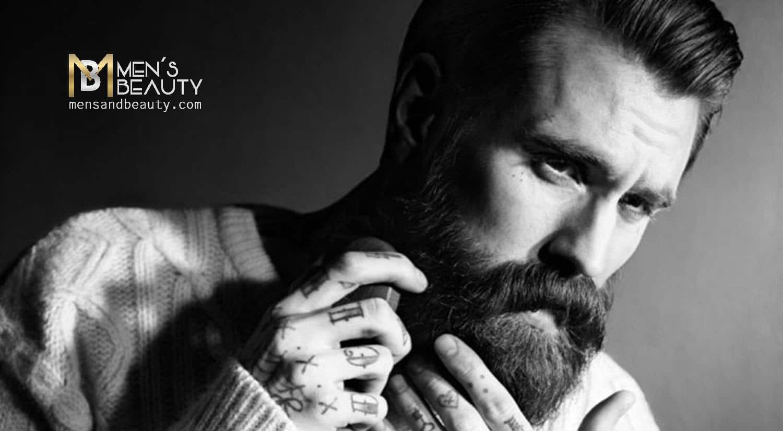 consejos cuidar barba peinar barba