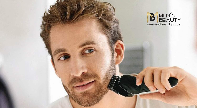 consejos cuidar barba recortar barba