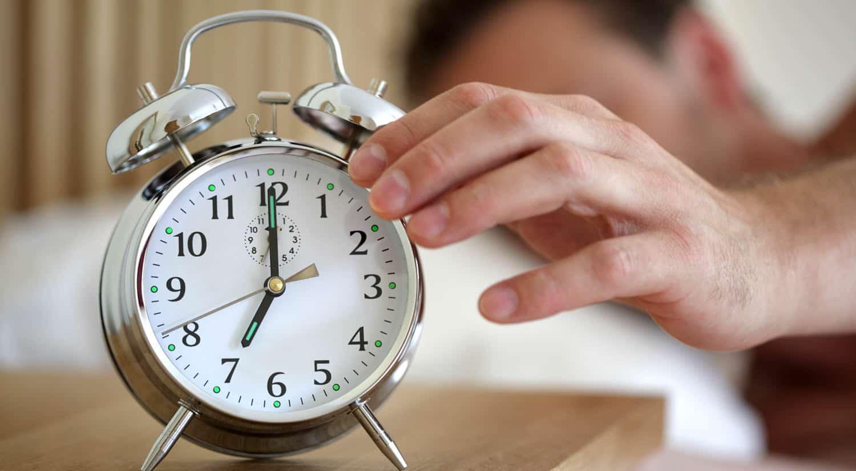 consejos dormir bien duerme menos ocho horas