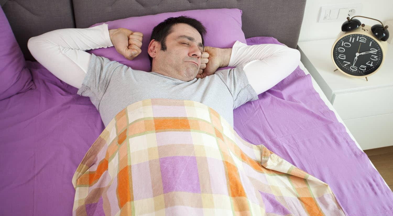 consejos dormir bien establece rutinas