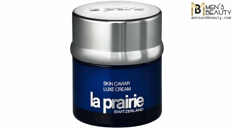 mejor crema hidratante hombre skin caviar luxe cream la prairie