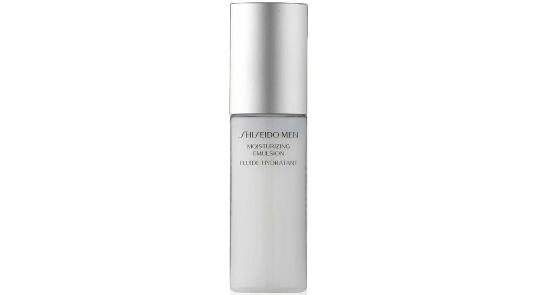 mejor crema hidratante masculina men moisturizing emulsion for men shiseido men