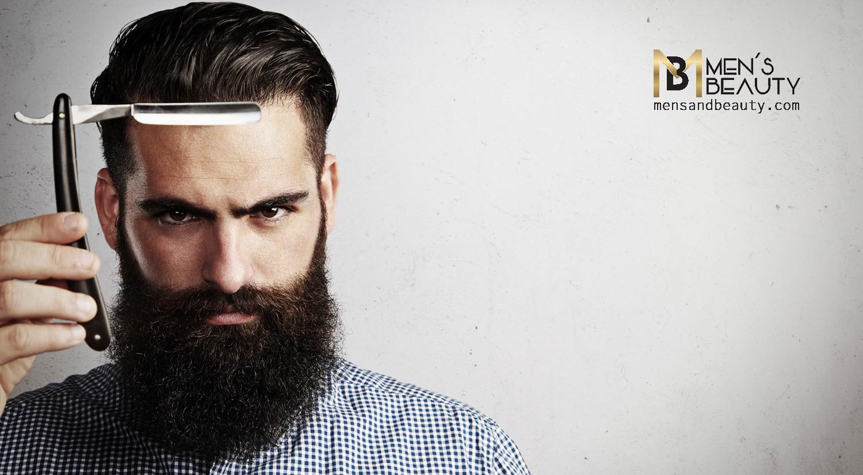 como ser guapo barba o afeitado