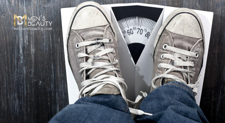 como ser guapo controla peso