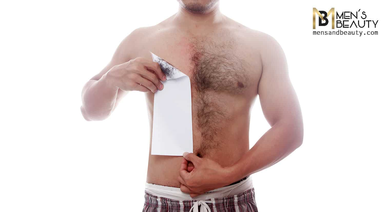 guia depilacion masculina como depilarse con cera