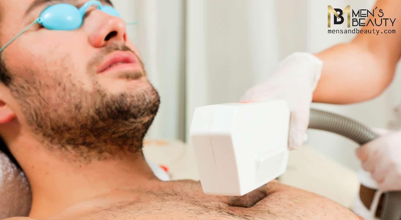 guia depilacion masculina como depilarse con fotodepilacion luz pulsada