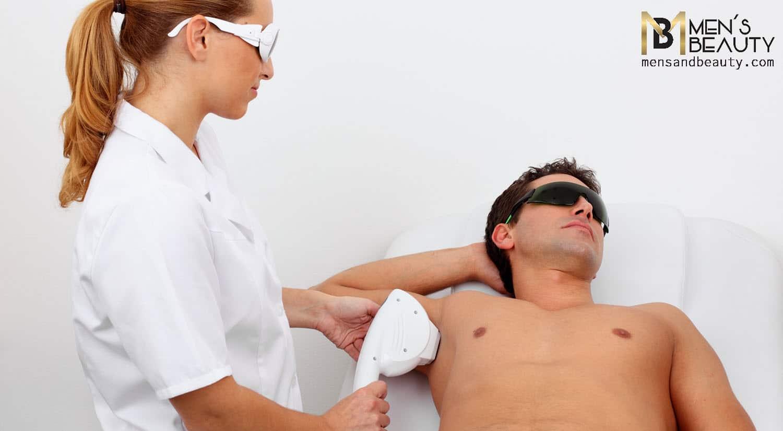 guia depilacion masculina como depilarse con laser