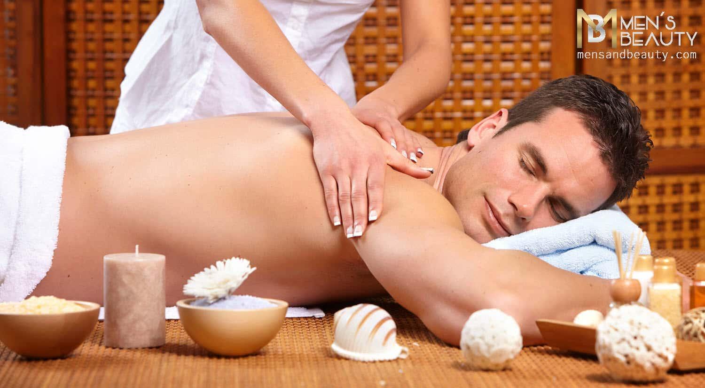 tipos de masajes para hombre ayurvedico