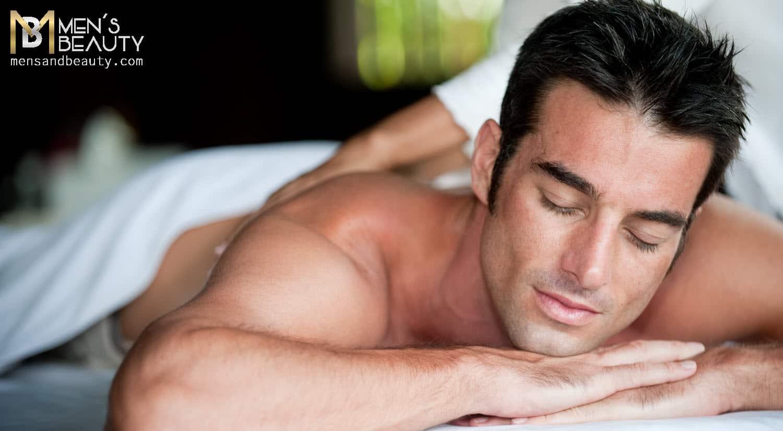 tipos de masajes para hombre relajante