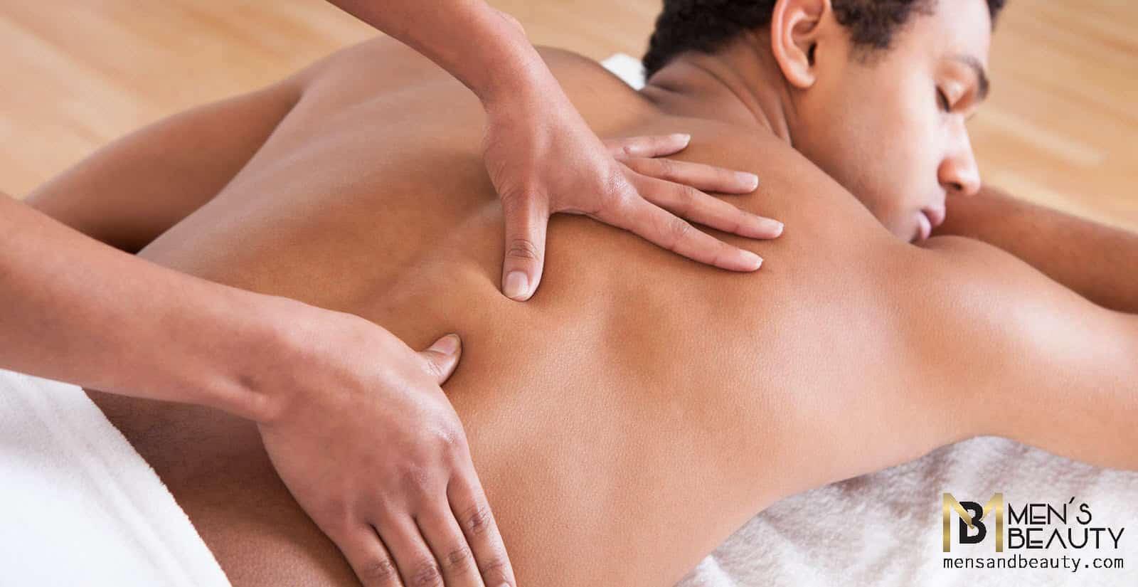tipos de masajes para hombre sueco