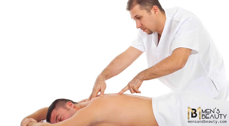 tipos de masajes para hombre thai