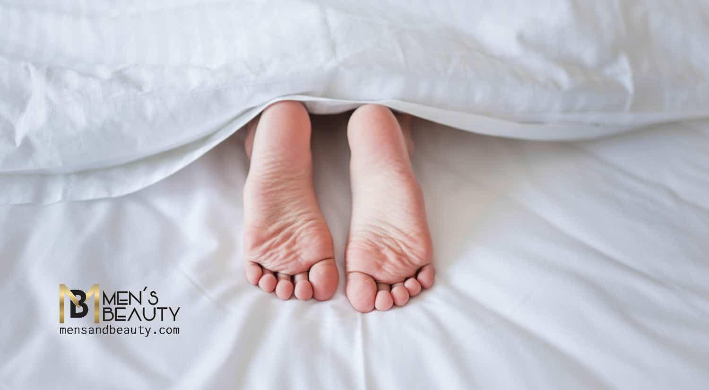 consejos dormir verano manten pies frios