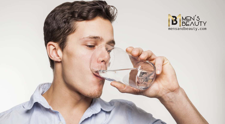 reducir barriga grasa abdominal bebe mucha agua
