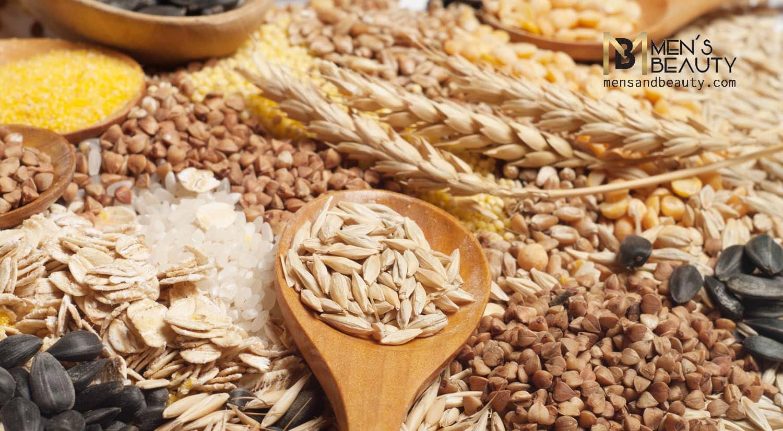 reducir barriga grasa abdominal cereales en las comidas