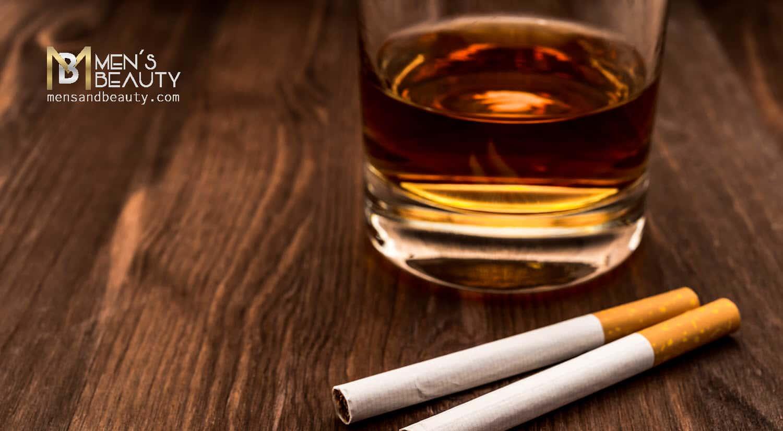 reducir barriga grasa abdominal deja tabaco alcohol