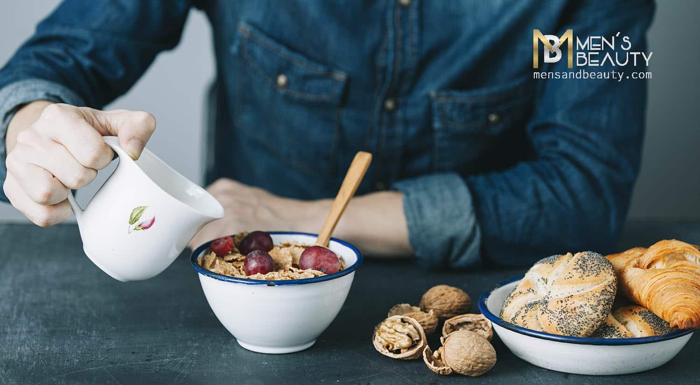 reducir barriga grasa abdominal desayuna correctamente