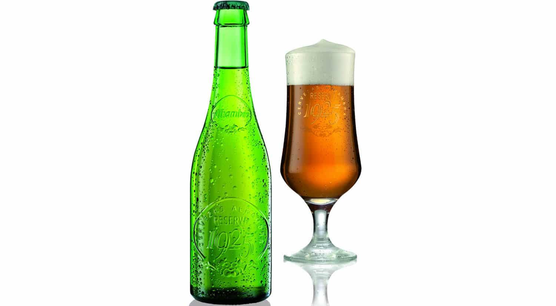 mejores cervezas españa alhambra reserva 1925