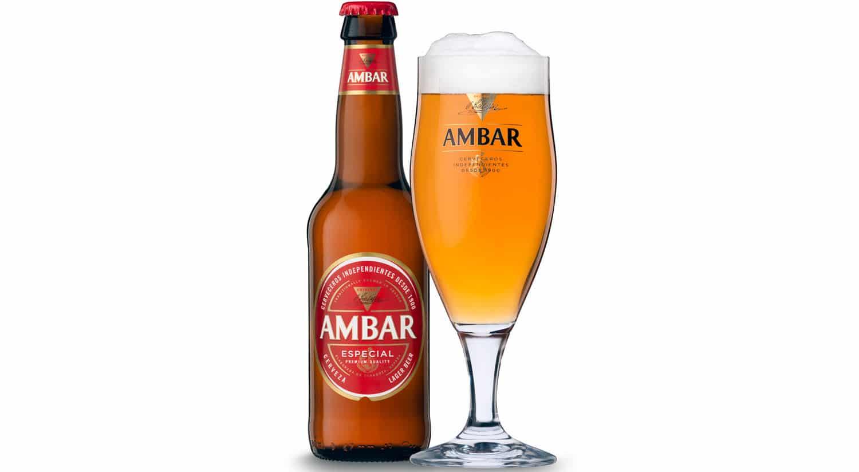 mejores cervezas españa ambar especial