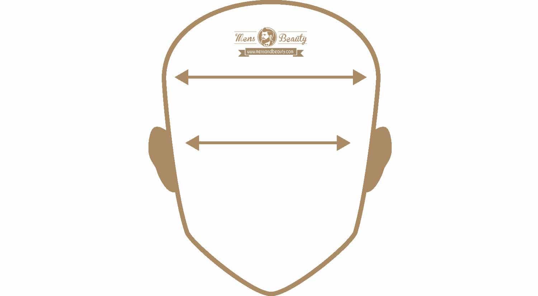 mejores cortes de pelo hombres tipos de rostro corazon