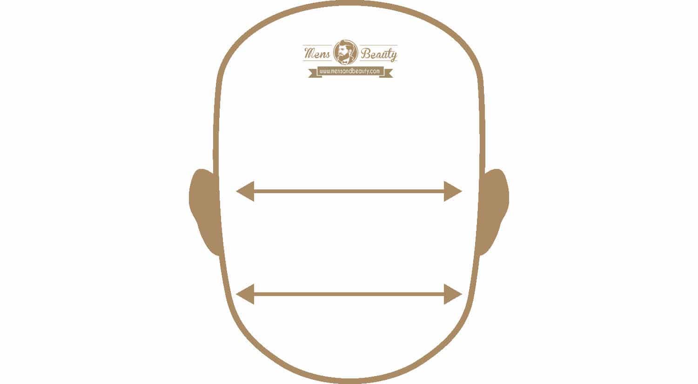 mejores cortes de pelo hombres tipos de rostro cuadrado