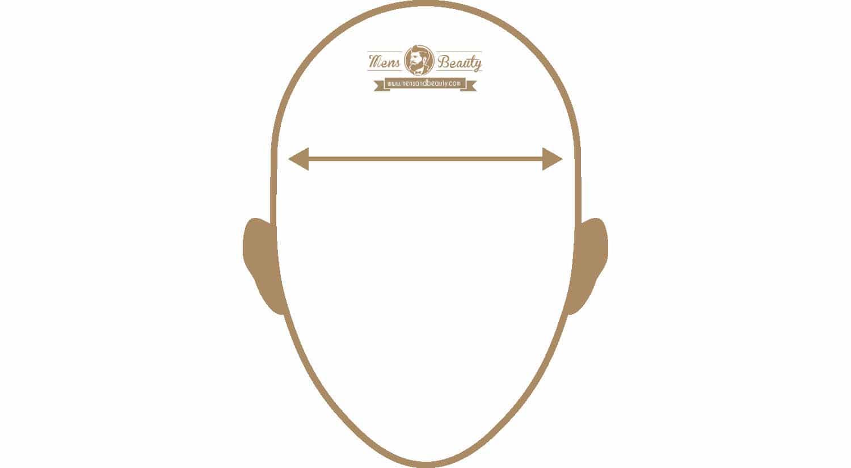 mejores cortes de pelo hombres tipos de rostro ovalado