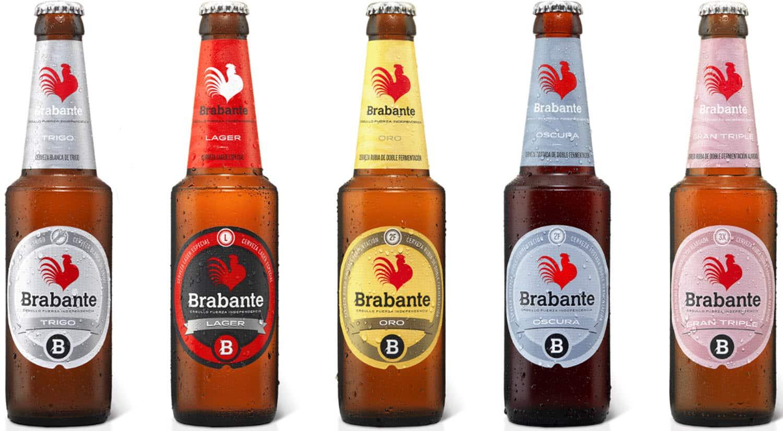 mejores marcas cervezas españa brabante