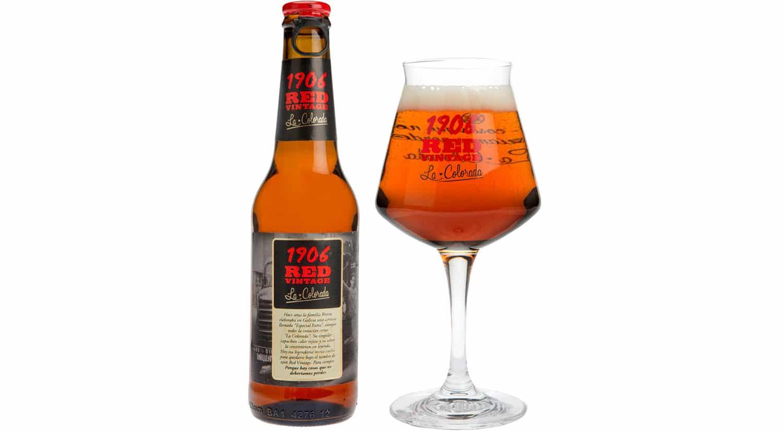 mejores marcas cervezas españa estrella galicia 1906 red vintage