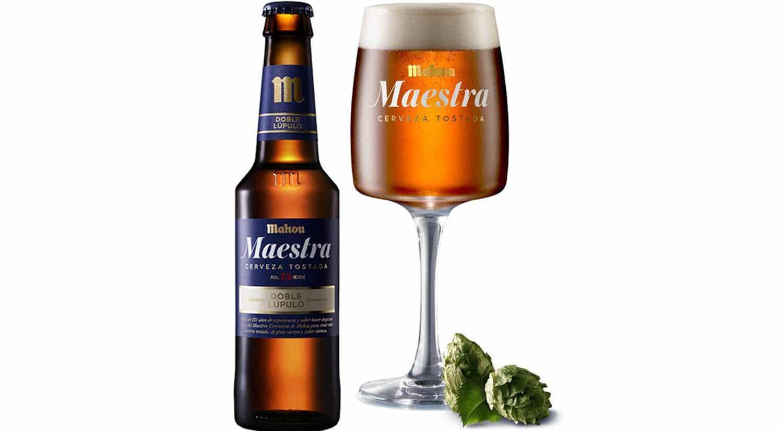 mejores marcas cervezas españa mahou maestra