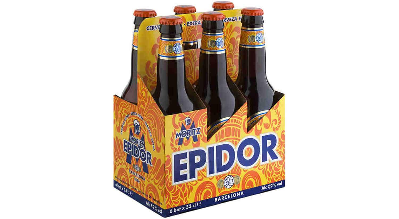 mejores marcas cervezas españa moritz epidor