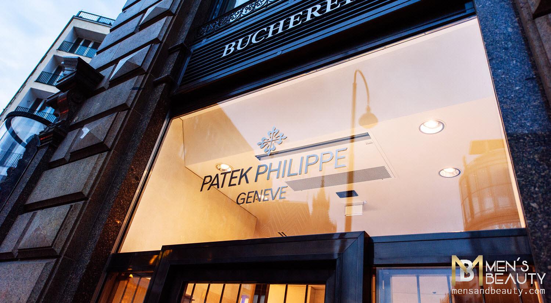mejores marcas de relojes para hombres patek philippe