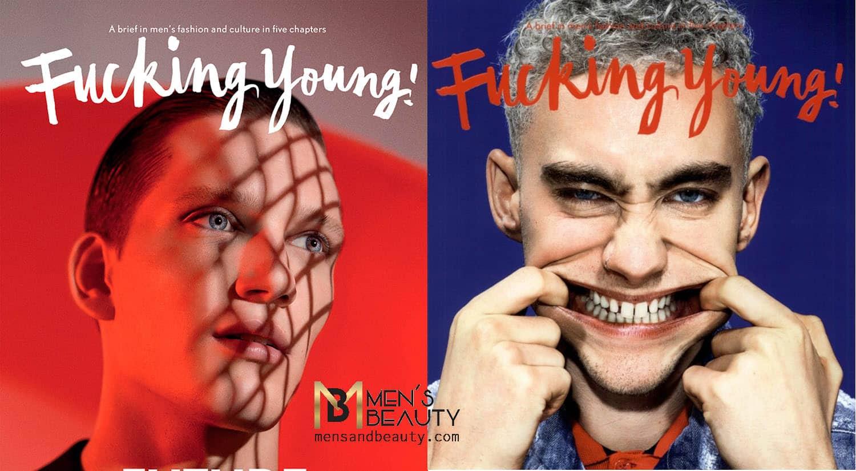 mejores revistas moda masculina fucking young