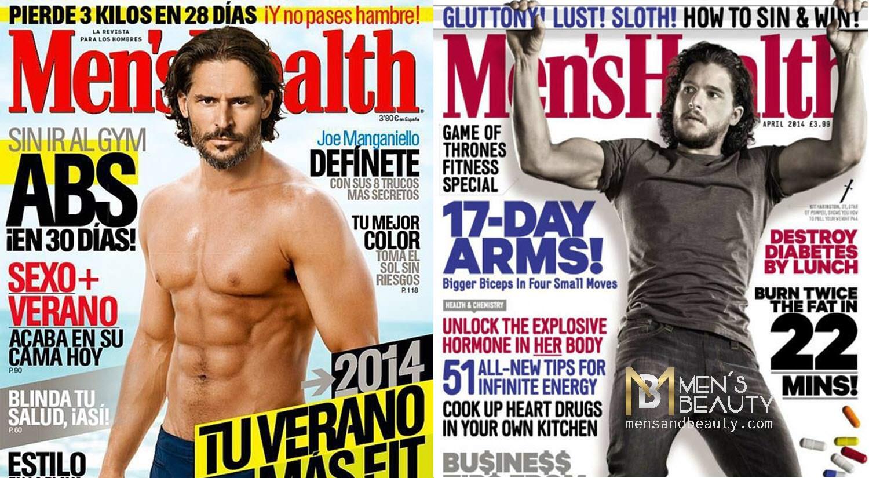 mejores revistas moda masculina mens health