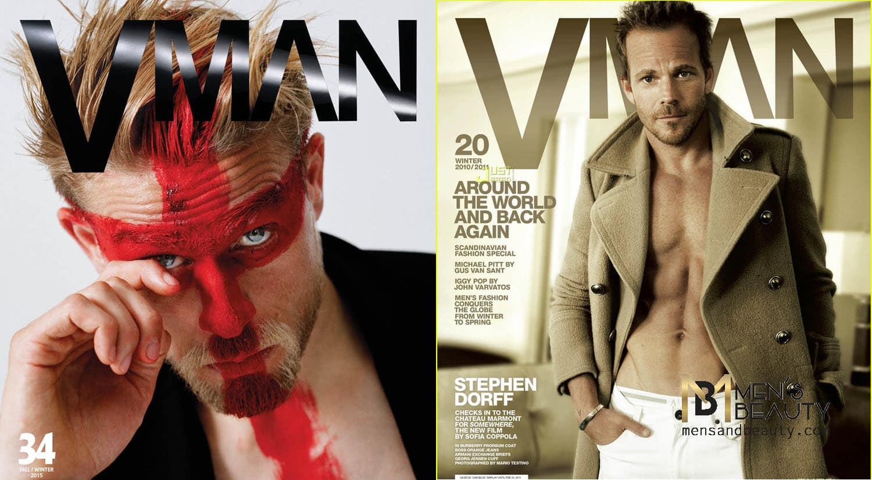 mejores revistas moda masculina vman