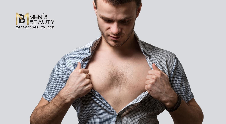 errores hombres vistiendo camisa desabrochada